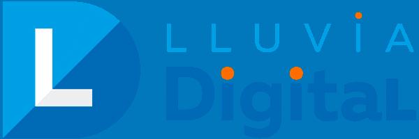 Logo Lluvia Digital agencia de marketing digital