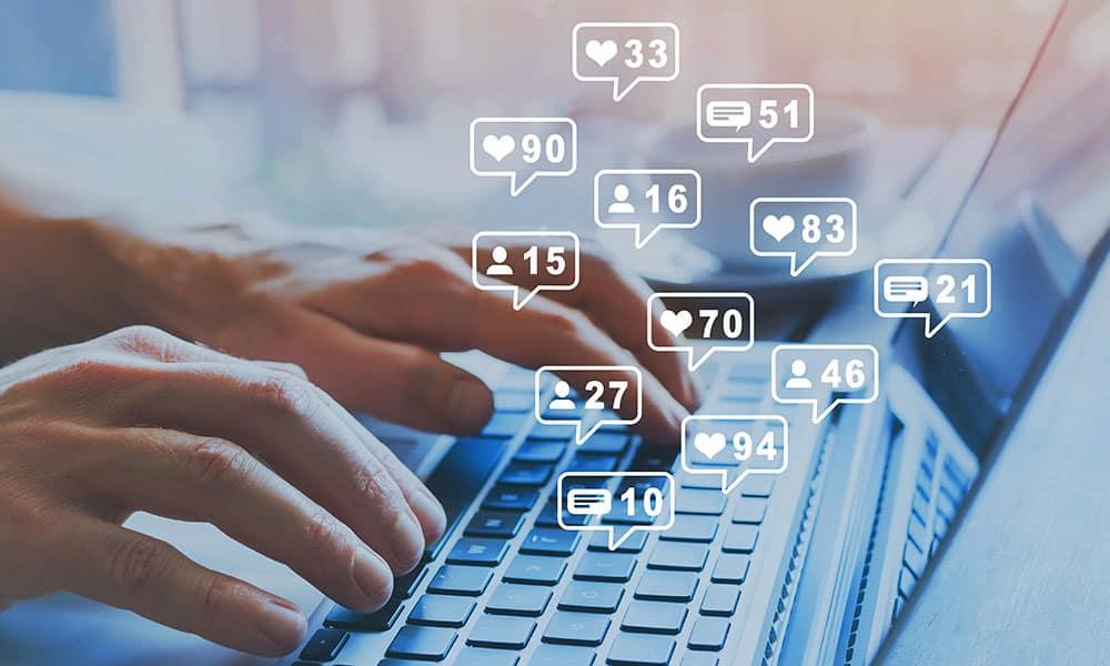 comunica tu marca a través de las redes sociales