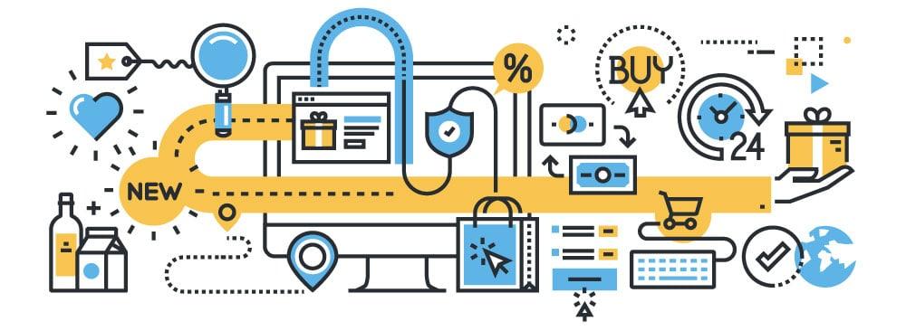 Customer journey para implementación de mejoras Lluvia Digital