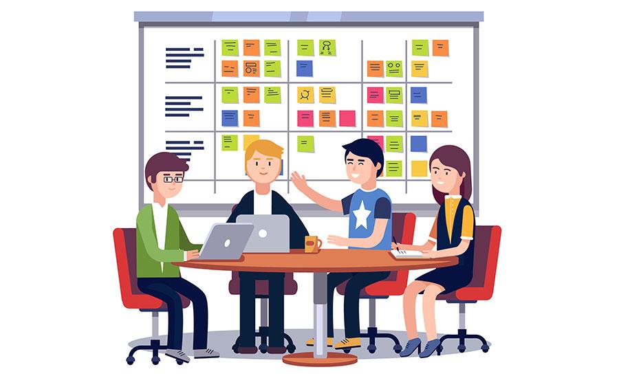 design sprint metodología para ahorrar tiempos y costos ofrecer soluciones y motivar el trabajo colaborativo lluvia digital