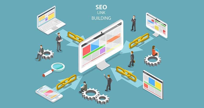 la estrategia de link building requiere negociación para propuestas sólidas