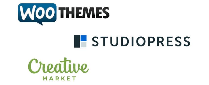 Proveedores de themes premium para WordPress
